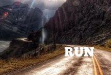 Running / by Leanne Ferris