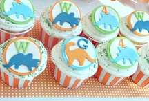 Dinosaur Party / by MadeWithPinkBlog