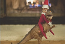 Elf on the Shelf... / by Melissa VanNuys