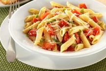Food - pasta / by Stacy Lewis