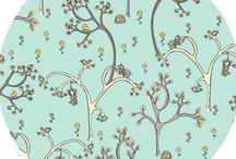 Organic fabrics / Organic fabric prints and lines - organic cotton, organic jersey, organic flannel / by Julie Taylor