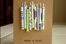 Cards to make / by Melissa VanNuys