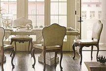 Dining Room / by MadeWithPinkBlog