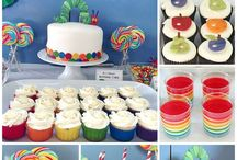 Very Hungry Caterpillar Party / by MadeWithPinkBlog