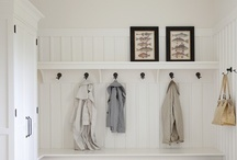 Our Mudroom Ideas / by Michelle | Decor and the Dog