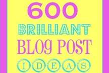 I Heart Blogging / I heart blogging. I heart blogging about blogging. I heart reading other people's blogs about blogging. So do all the other pinners here. Go. *This is a collaborative board!* / by Gigi Ross