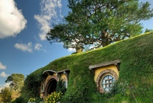 Welcome to the Shire / Hobbits, English countryside / by Stella Huang
