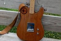 guitars / by 2 Vets BBQ