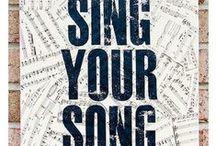 Lyrics I like....aaaaaah lot. / by Hilda Rivera-Moser