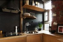 Kitchen / by Stella Huang