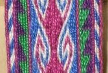 Card Weaving / by Kendra Bunyon