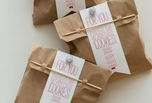 Fun Favors / by Chris Nease {Celebrations At Home}
