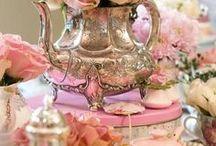 Tea collectables / by Michelle Ballmer Kepke