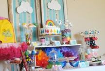 Party, Party, Party! / Wonderful ideas for parties of all kinds... birthday parties, party favors and decorations, themes, games, and more. / by Rachel @ SunScholars