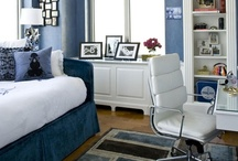 Decor - Office - Guest Rm / Guest room & office / by Esther Clark