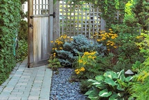 Decor  small Garden Rooms / by Esther Clark