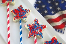 4th of July / Canada Day / Fun ideas for celebrating the 4th of July and Canda Day / by Rachel @ SunScholars