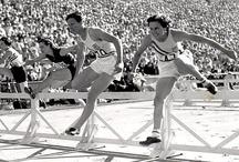 Olympics 1924-1956 / by Kim Y