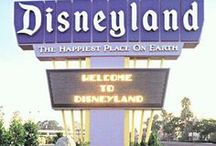 Disneyland / by Michelle Ballmer Kepke