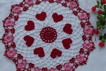 *~*Crochet Doilys/Tatting*~* / by Rachael Diettel