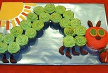 Hungry Caterpillar Birthday Party / For Roman's 3rd birthday party. :) / by Jessie Stemm