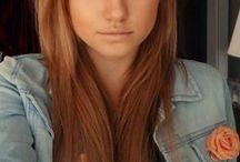 hair and beauty / by Christina Shetler