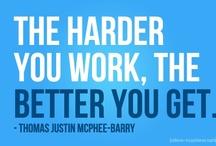 Motivation.  / by Cassie Craven