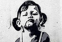 Fresques urbaines / by MONTRÉAL GLANEUR