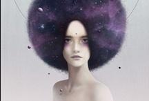 Illustrations, Paintings, Sketches & Digital ArtWork / by Lisa-Iruna