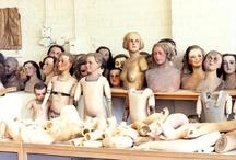 Mannequins / by MONTRÉAL GLANEUR