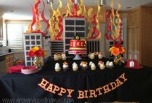 Birthday party ideas... Boys / by Gayle Horsma