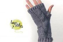 Crochet accessories / by lanasyovillos .