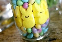 Easter ideas / Food, decorations, and fun ideas! / by Gayle Horsma