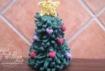 Crochet christmas / by lanasyovillos .