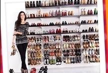 Shoes Storage / by Nancy Black