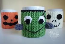 Halloween crochet / by lanasyovillos .