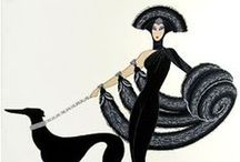 ERTE / by Jean Price