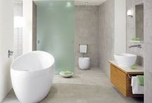 Bathroom / Ideas and Inspiration / by Michelle Connor