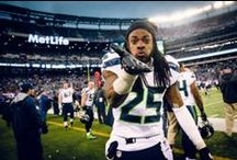 Seahawks / by Michelle Connor