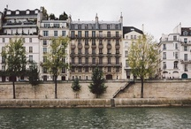 je.t'aime.paris / by Christine G