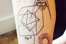 Tattoos / by Maria Piro