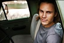 Beautiful People  / You'll see a lot of Taylor Kitsch because he is the definition of perfection.  / by Jen Landon