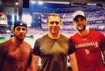 Cardinal Nation  / St. Louis Cardinals baseball / by Katie Reece