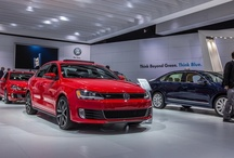 Auto Shows / Volkswagen cars on display at the New York, Chicago, Los Angeles and North American Auto Shows. / by Volkswagen USA