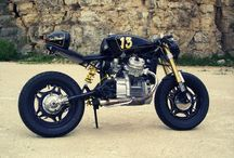 Photography - Motorcycles / by Alex Wishard