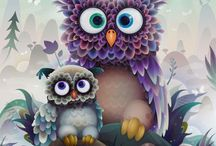 Owls / by Kat Aguirre