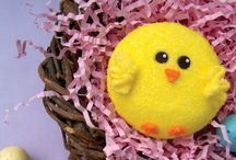 Spring and fluffy things / Happy Easter! / by Kat Aguirre