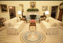 POTUS  / POTUS wardrobe & style of the White House / by Janelle Gaines