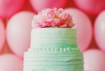 Mint & Pink Wedding / by The American Wedding
