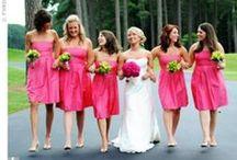 Pink Wedding / by The American Wedding